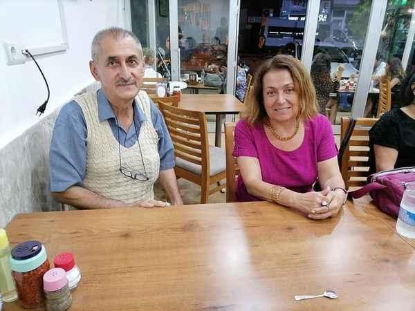 Şehit eşinin askeriyle 40 yıl sonra duygulandıran buluşma