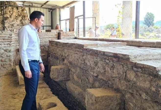 Antik kentin sorunu, 2 bin yıl önceki sistemle çözüldü