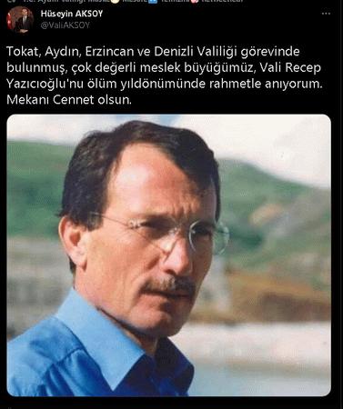 Vali Aksoy, 'Süper Vali'yi andı