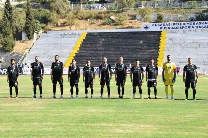 Kuşadası Gençlikspor üç puan arıyor