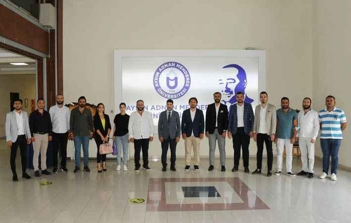 Başkan Yardımcısı Kaşkaş, Aydın'da AK Gençlik ile buluştu