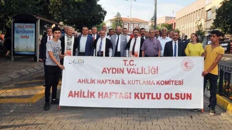 Aydın'da Ahilik Haftası kutlanacak