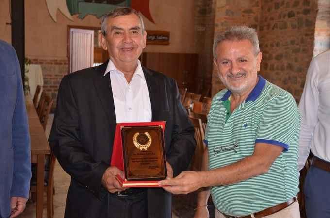 Berberler Odası yılın ahisini ödüllendirdi