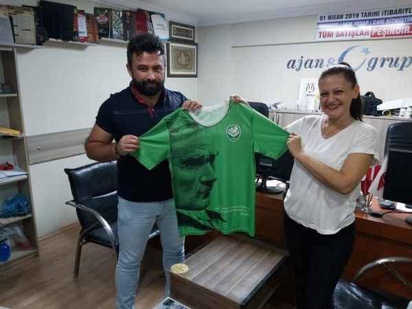 Arslanlıspor'a 'esnaf' desteği