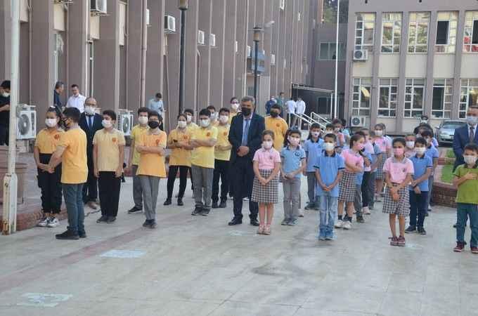 Aydın'da İlköğretim Haftası kutlandı