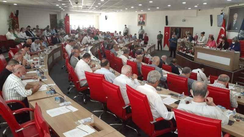 Büyükşehir Meclisi, 44 madde görüştü