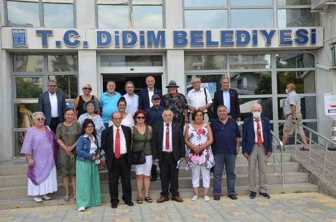 Didim Belediyesi 'yerel yazarlara' sahip çıktı