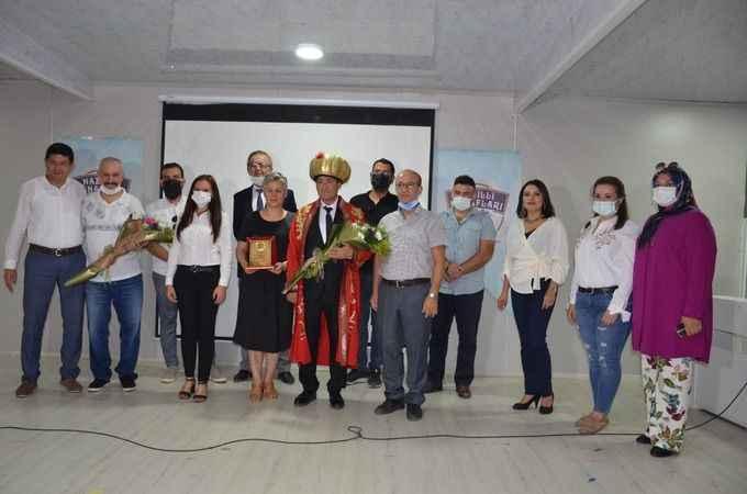 Nazilli Esnafları Güç Birliği Derneği, yılın ahisini ödüllendirdi