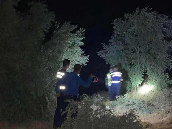 Nazilli'de kaza; 1 ölü