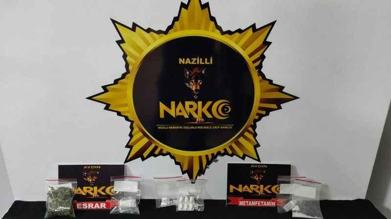 Nazilli'de uyuşturucuya geçit yok