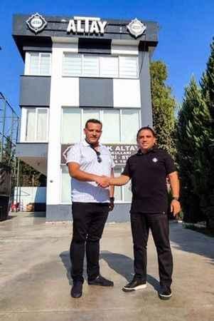 Altınkum ile Altay arasında protokol imzalandı