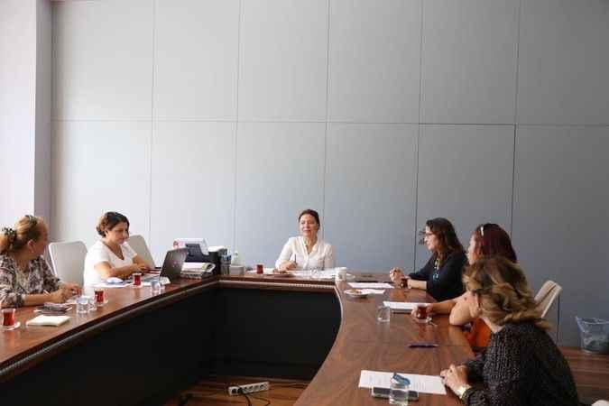 AYTO Kadın Girişimciler Kurulu 2022'ye hazırlanıyor