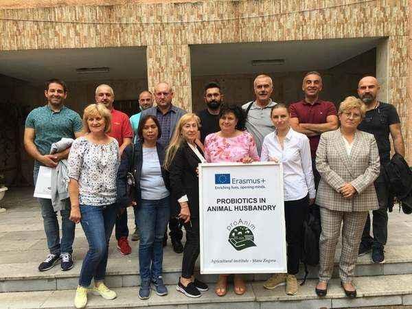 Bulgaristan'da Aydın'ın tarımı tanıtıldı