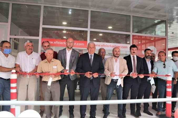Efeler'de Kariyer Merkezi açıldı