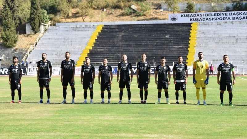 Kuşadasıspor'un kupadaki rakibi belli oldu