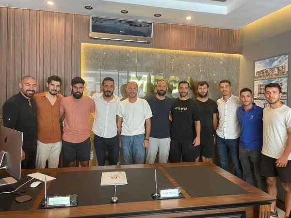Oyunfor Davutlarspor'dan imza şov