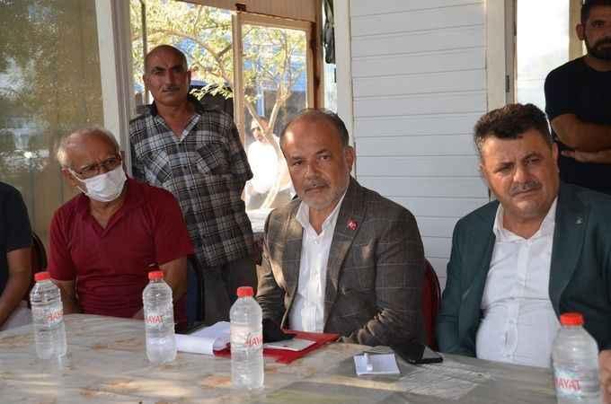 AK Partili Yavuz, 75. Yıl Sanayi Sitesi'nin son durumunu anlattı