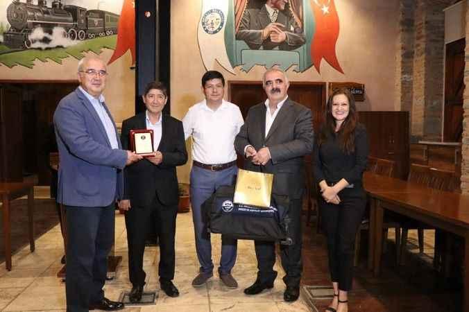 Başkan Özcan, Ahilik Haftası'nı kutladı