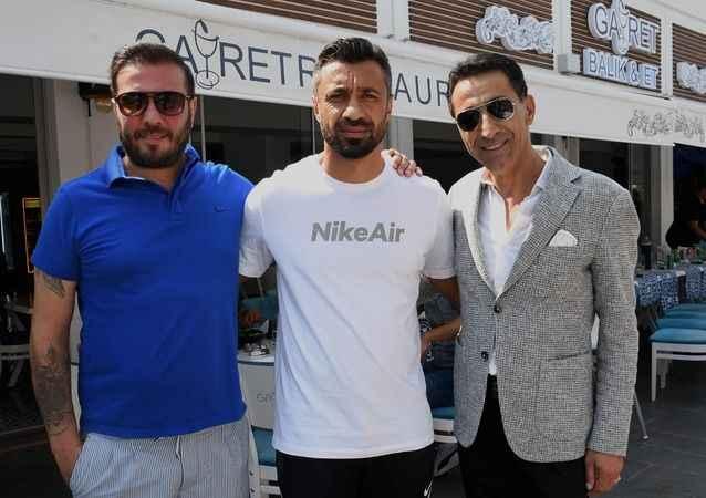 Kuşadasıspor'a maç öncesi moral dopingi
