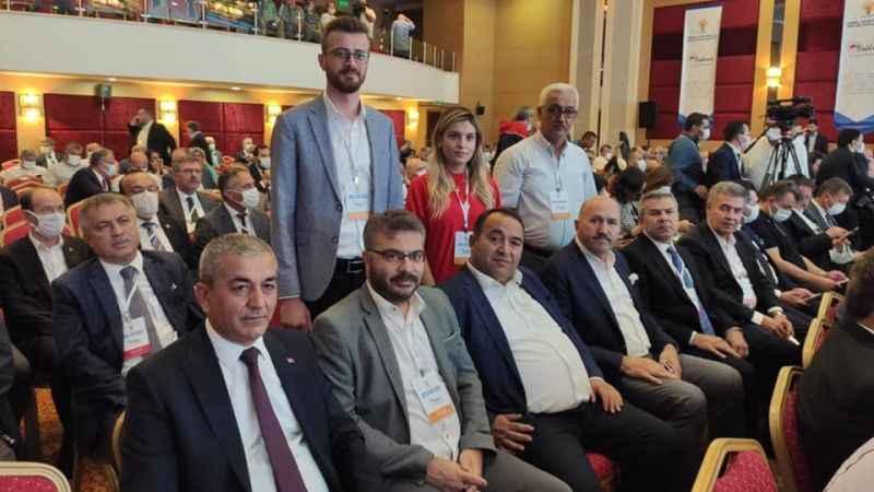 AK Partili başkanlardan Balıkesir'e çıkarma