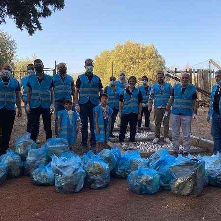 DEVA Partisi'nden çevre temizliği etkinliği
