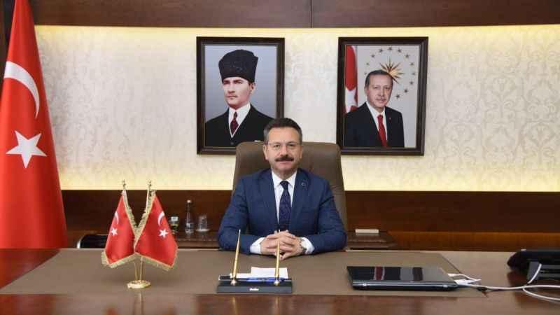 Vali Aksoy, 'Gaziler ülkemizin medarı iftarıdır'