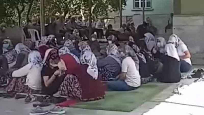 Yenipazar'da yağmur duaları devam ediyor