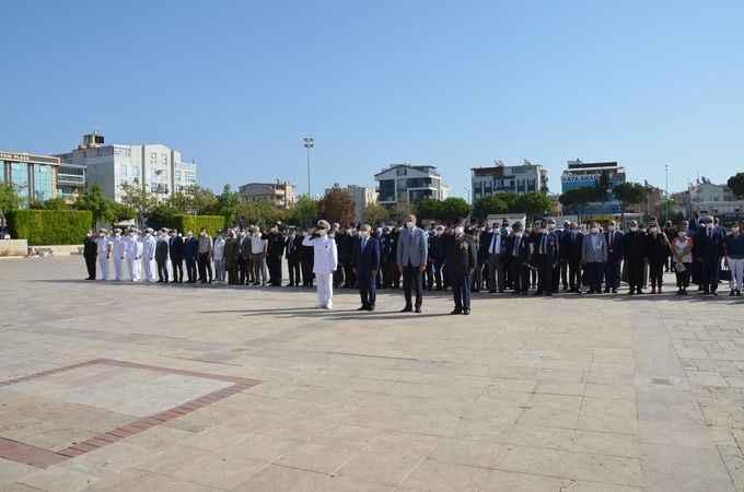 Didim'de Gaziler Günü törenle kutlandı