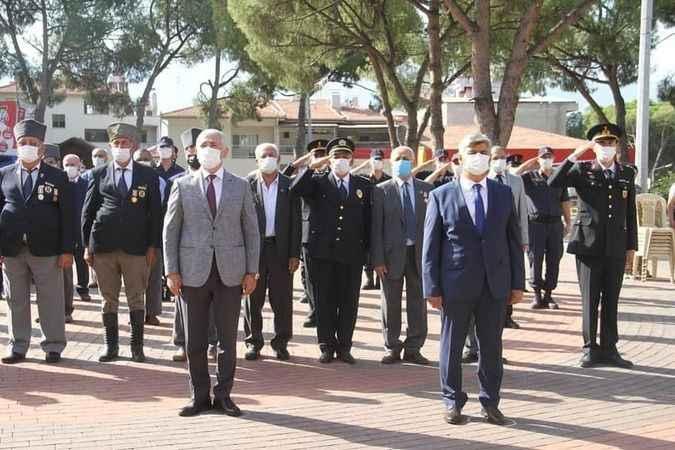 Kuyucak'ta Gaziler Günü etkinlikleri gerçekleştirildi