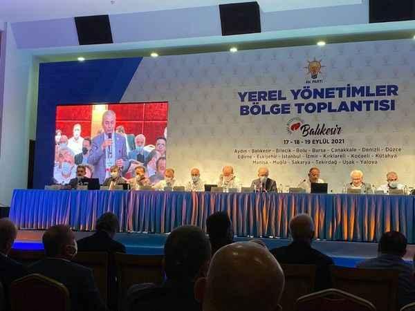 Başkan Kaplan 'Marka İlçe Koçarlı' için talepleri sıraladı