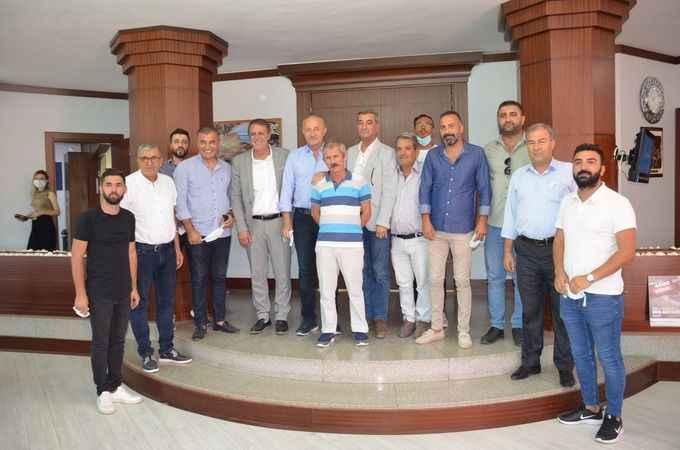 CHP'li Yıldız'dan Didim ziyareti