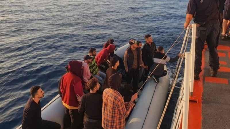 Aydın'da 158 kişi kurtarıldı