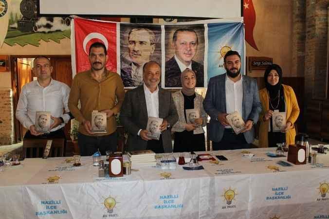 AK Partili Yavuz, Nazilli'de Cumhur İttifakı gençleriyle bir araya geldi