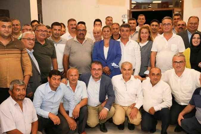 Başkan Çerçioğlu'ndan Halk Ege Et'e 10 milyonluk yatırım müjdesi