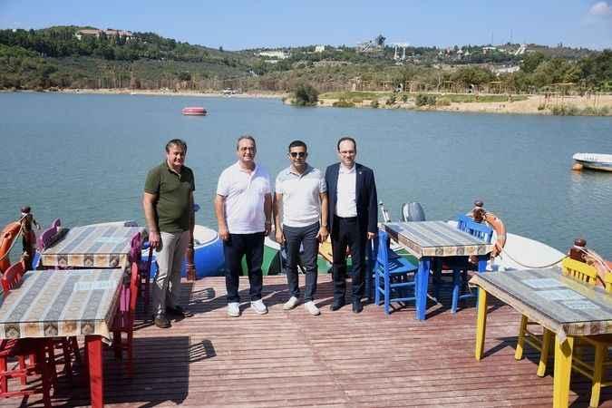 Tezcan'dan Kuşadası Belediyesi'ne tam not