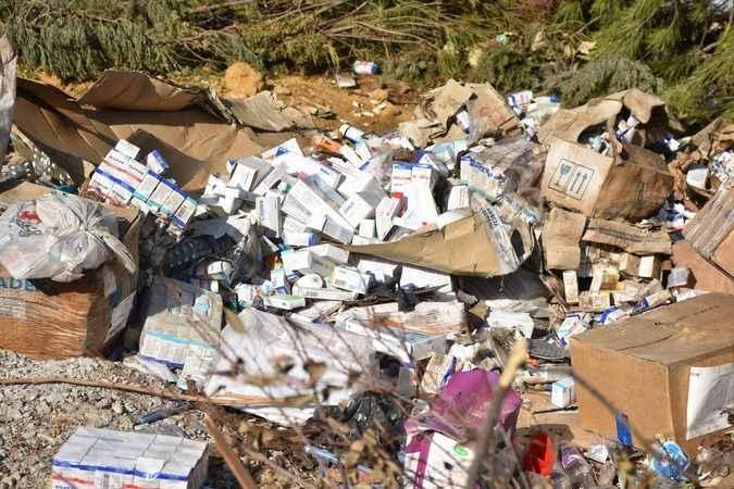 Karacasu'da sağlık ürünleri sağlığı tehdit ediyor