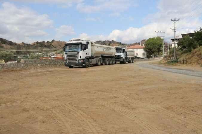 Nazilli Belediyesi, Bozyurt'a yatırımlarını sürdürüyor