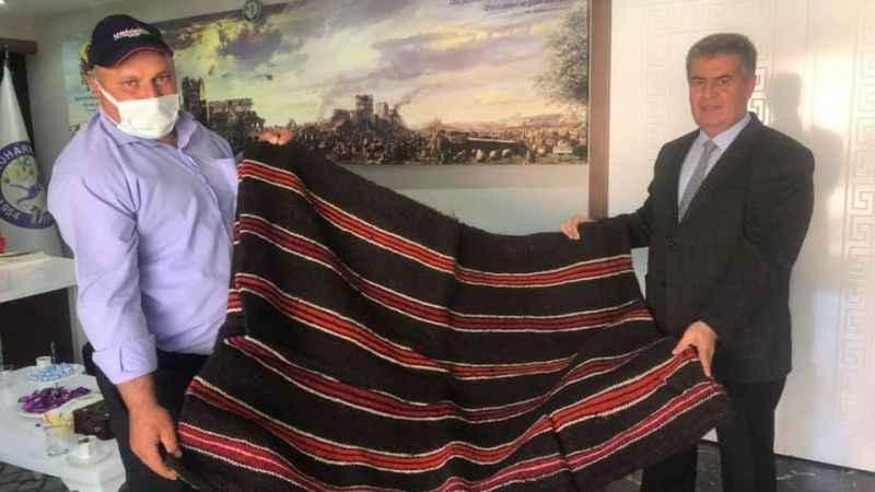 Buharkent Kent Müzesi'ne bağışlar devam ediyor