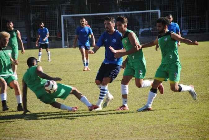 Aydın Büyükşehir, İncirliova Belediyespor'u 3-1 mağlup etti