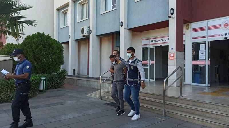 Sultanhisar polisinden zehir tacirlerine suçüstü