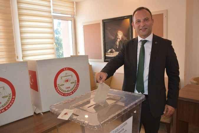 Baro'da seçim heyecanı