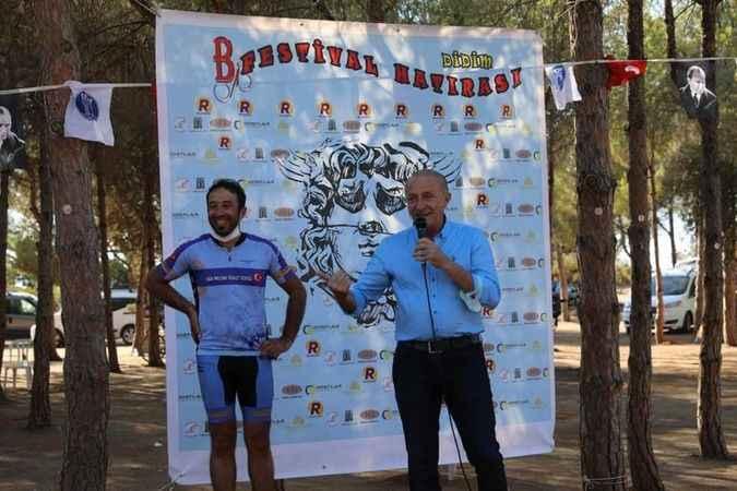 Didim Bisiklet Festivali sona erdi