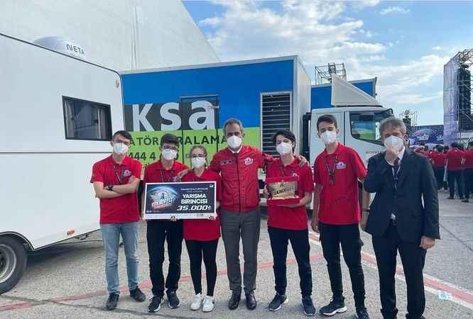Didimli Cemre'den Türkiye şampiyonluğu başarısı