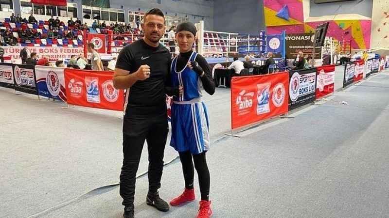 Hülya'dan boksta önemli başarı