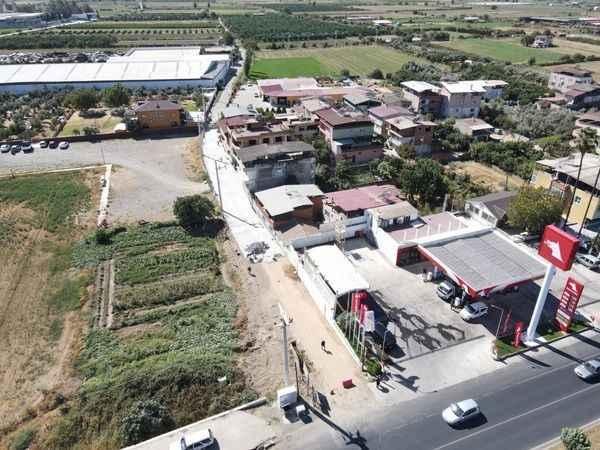 Nazilli Belediyesi'nin Dallıca'ya yatırımları sürüyor