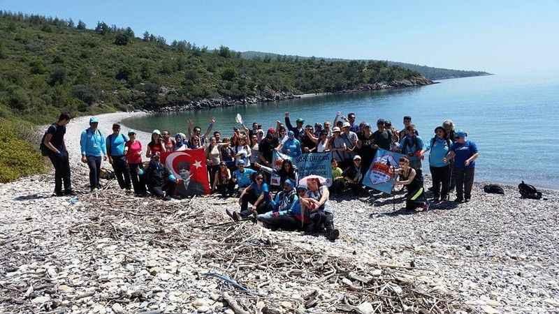Doğaseverler yeni sezonu İzmir'de açıyor