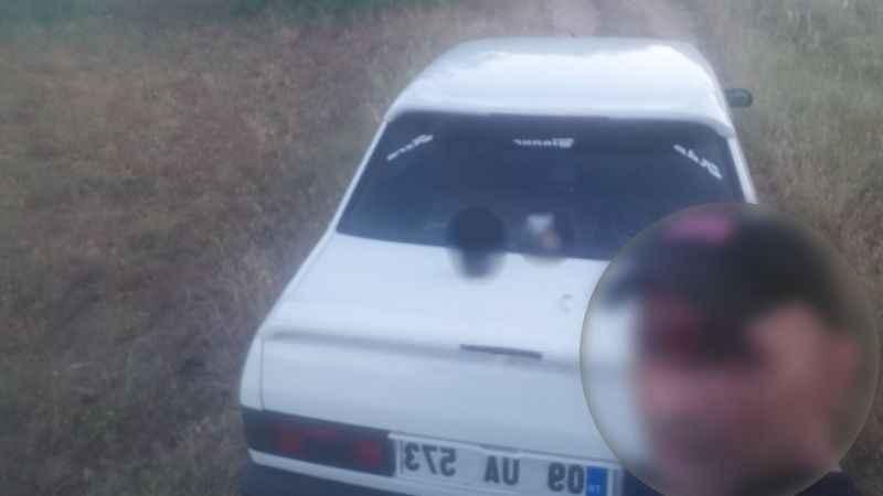 Nazilli'de aranan kişi polisten kaçamadı