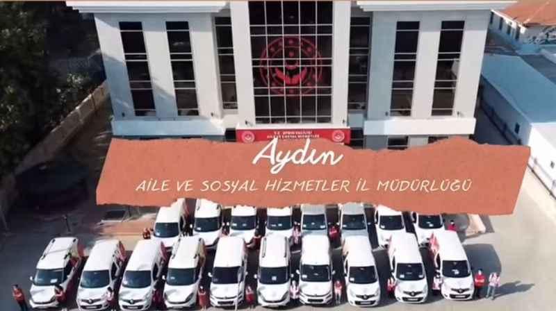 Aydın'ın 'Kırmızı Yelekler'i vatandaşın yanında