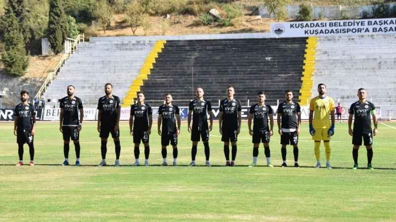 Kuşadasıspor, Türkiye Kupası'na veda etti