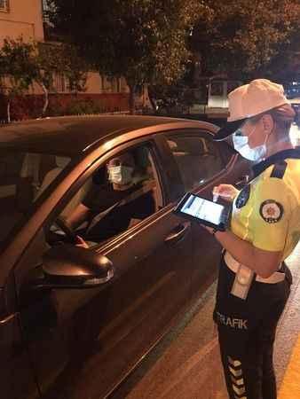 Aydın'da trafik denetimleri artırıldı